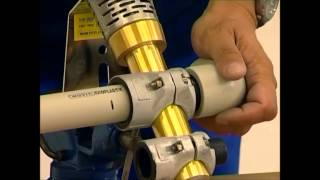 видео Утюг для пайки пп труб – устройство и порядок работы