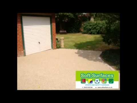Resin Bound Aggregate Gravel Driveway Surfaces