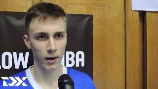 Aris Sotiriou Full Interview U16 European Championship B