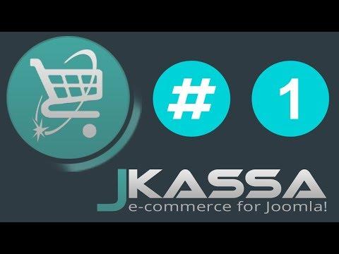 1.Обзор интернет-магазина Jkassa на Joomla