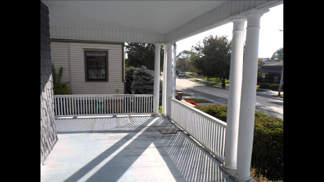 Front Porch Floor Replacement Superior Siding Roofing