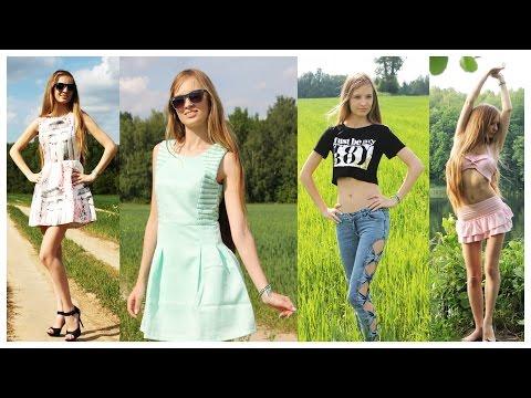 Китайский сайт NewDress ♥ Обзор одежды, часть 2