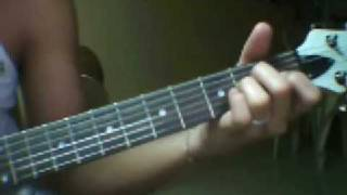 Chords of hero by nickleback