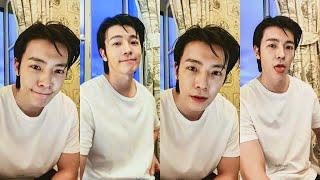 "Gambar cover [ENG/ESP/INDO/RUS SUB] Lee Donghae ""호텔 🏨 방"" YouTube LIVE Stream - 200311"