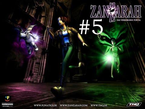 Lets Play: Zanzarah The Hidden Portal [P5] |