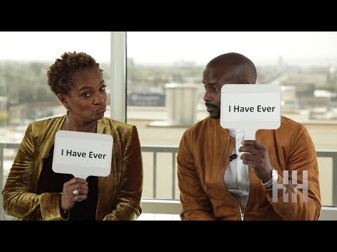 Vanessa Bell Calloway And Keith Robinson Play 'Never Have I Ever: Church Edition'