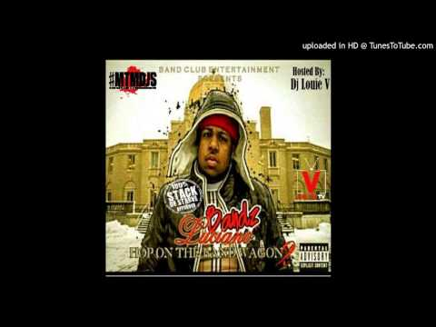 """My Bitches Pt1 - Bandz Luciano - """"Hop On Tha Band Wagon Vol.2"""" (Hosted By Dj Louie V)"""