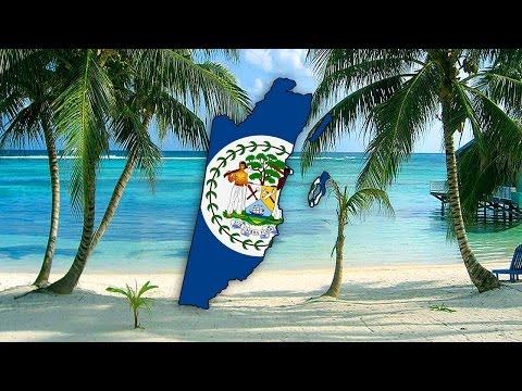 Blank Map Of Belize - Timelapse