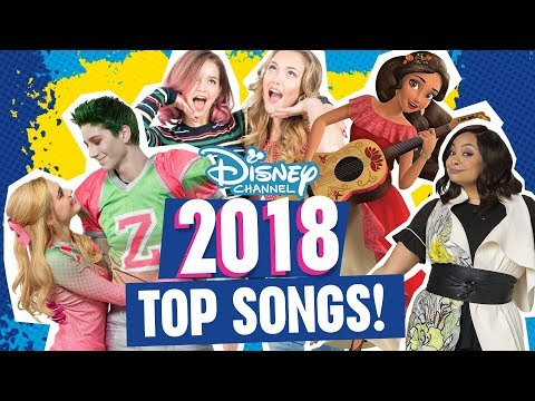 Rewind | Top 2018 Songs - Remixed! ft Zombies | Disney Channel UK