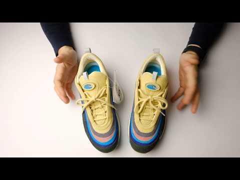 Nike Airmax 1-97 Sean Wotherspoon review en español- El ultimo par