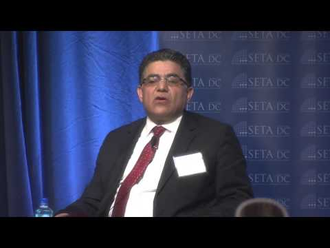 Syrian Refugee Crisis Conference Panel 1