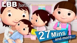 New Baby Brother And Sister Song | And Lots More Original Songs | From LBB Junior!