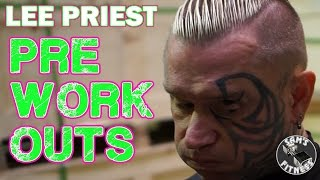 LEE PRIEST And PRE WORKOUT Supplements in Bodybuilding