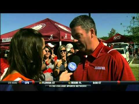 Greg McElroy Sr. Interview