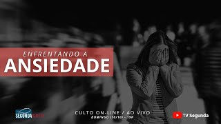 Enfrentando a Ansiedade - Pr Adriano Camilo