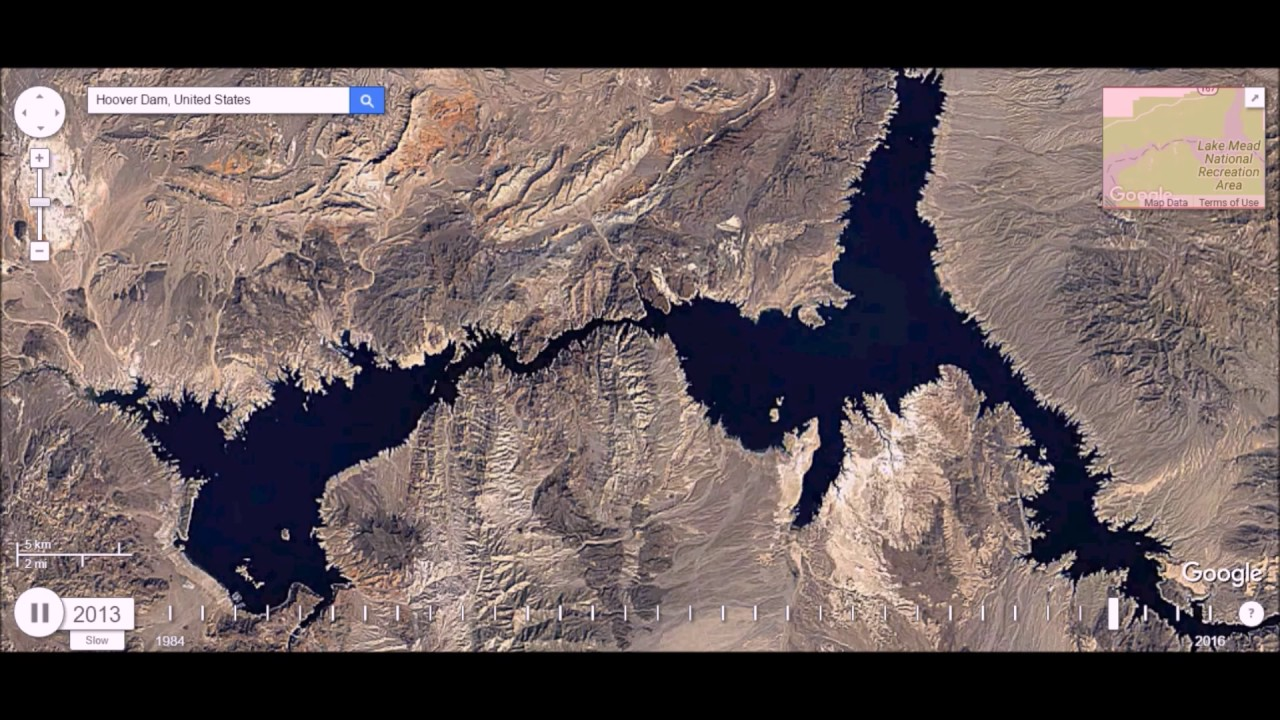 Distance from las vegas to hoover dam