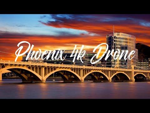 Phoenix, Arizona 4K Drone