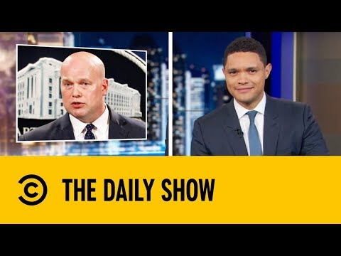 Robert Mueller's Russia Probe Is Almost Complete | The Daily Show with Trevor Noah