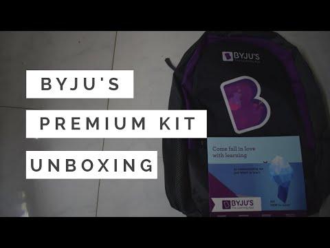 Byju's Premium Kit Unboxing | Lenovo TAB4 10