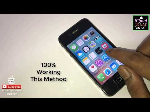 How to Delete Any iPhone iCloud Activation Lock Fully Success Unlock iCloud any iOS 2019