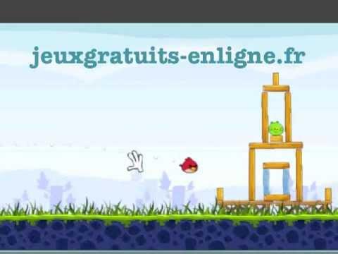Jeux gratuits en ligne jeux gratuits en ligne angry birds - Angry birds gratuit en ligne ...