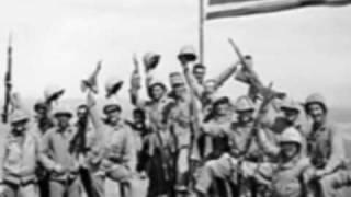 The Black Sand of Iwo Jima