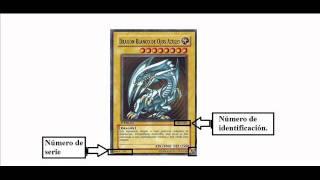 Como reconocer las cartas originales del juego de Yu-gi-oh!.wmv