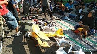 Di CFD Ada Komunitas Drone Bojonegoro, Ada Banyak Drone & Pesawat  - Ayok Belajar Pilot Drone