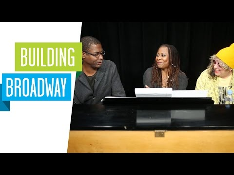 Building Broadway: Songwriters Stephen Bray, Brenda Russell & Allee Willis on THE COLOR PURPLE