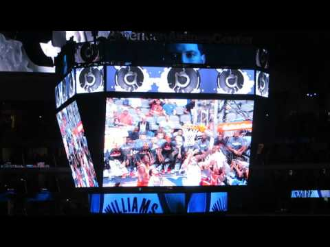 Dallas Mavericks 2016-17 Intro
