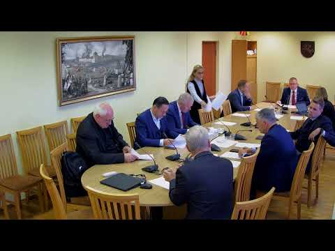 2019-09-19 Nacionalinio saugumo ir gynybos komiteto posėdis