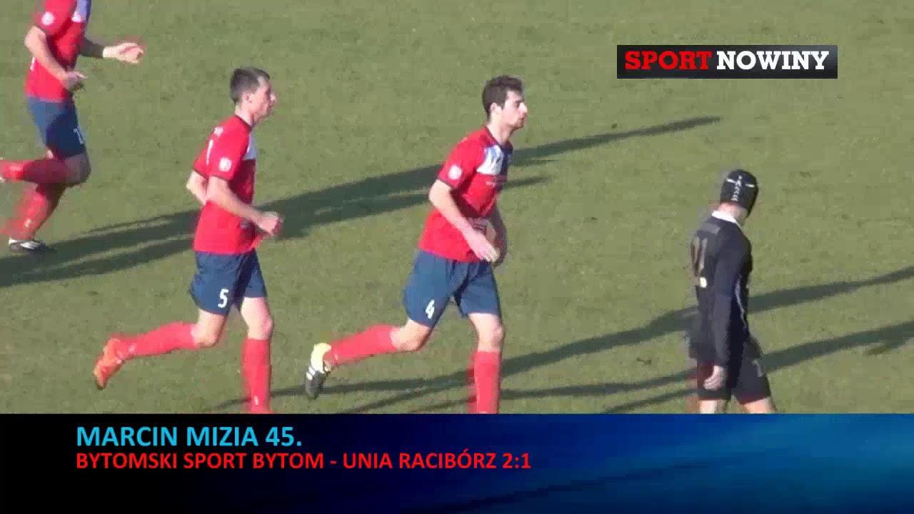 Haiz IV liga: Bytomski Sport Bytom – Unia Racibórz