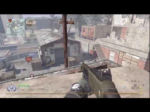 MW2: ACE ROUND - Favela