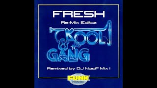 Kool & The Gang - Fresh (Re-Mix Editz) (by by DJ Nocif Mix !)