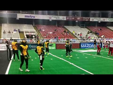 MIFL  Mabank Falcons vs North Texas Nighthawks 2nd Half 2017