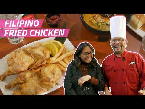 Global Chain Bestowing Filipino Fried Chicken on Mira Mesa
