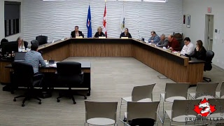 Town of Drumheller Regular Council Meeting of December 10, 2018