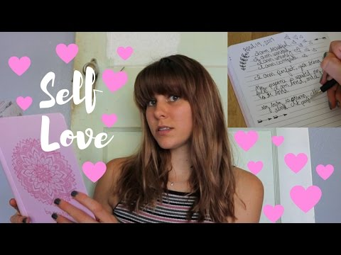SELF LOVE JOURNAL CHANGED MY LIFE