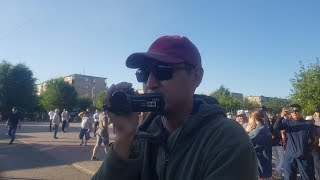Враги народа. Полицаи, провокаторы и титушки  диктатора Назарбаева / БАСЕ
