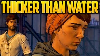 """The Walking Dead: A New Frontier - Episode 4 """"Thicker than Water"""" Complete Gameplay Walkthrough"""