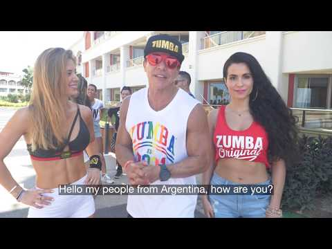 Mara - Latin Lover Game Over - Preview  - Zumba Challenge Argentina