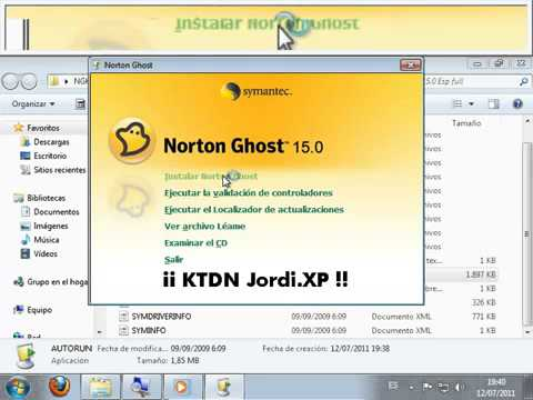 norton ghost download full version iso
