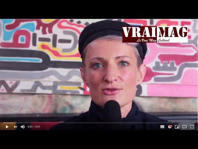ITW VRAIMAG by Mamo Hitz - Dakar