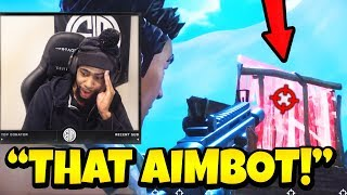 TSM Daequan VS Aimbot Hacker | Fortnite Daily Funny Moments Ep.236