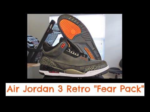 2e61889131f4 Air Jordan 3 III Retro