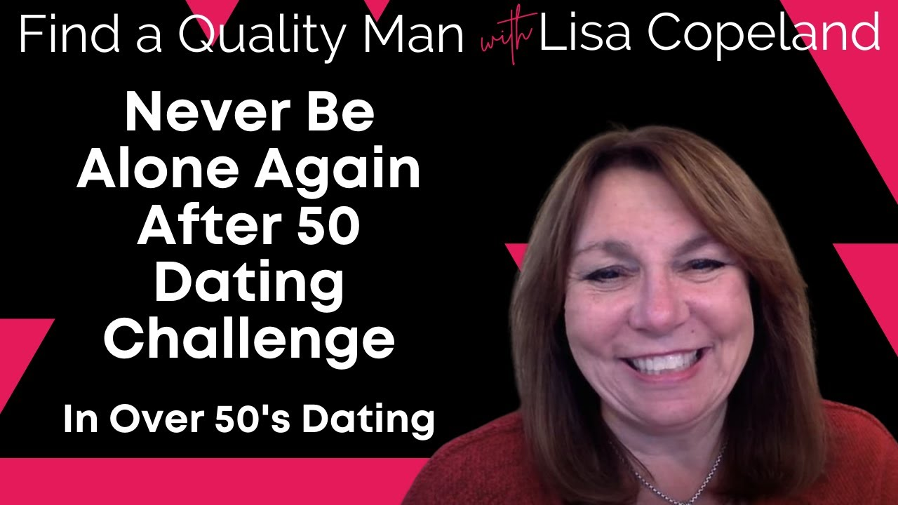 how to start dating again after 50
