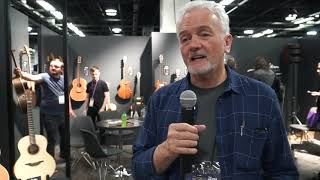Namm Show 2019 Sheeran Guitars by Lowden