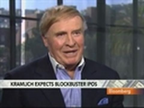 Kramlich Expects `Blockbuster' Year for Technology IPOs
