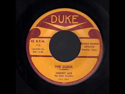 Johnny Ace  - The Clock