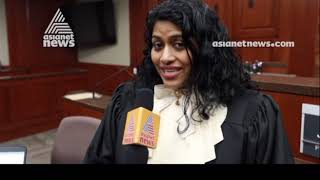 First Indian American Judge ; Juli A Mathew   | America Ee Aazhcha 20 May 2019